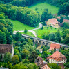 Old Bridge and Houses, Rothenburg