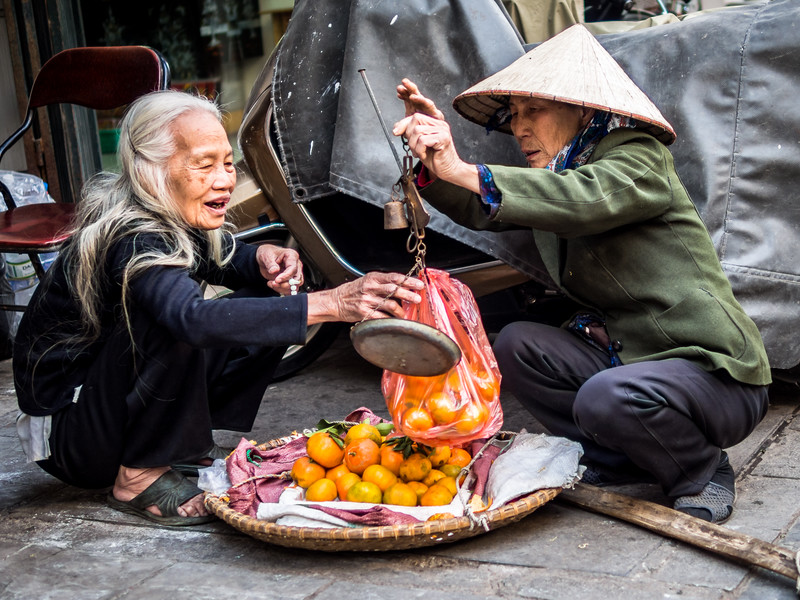 Negotiations, Hanoi