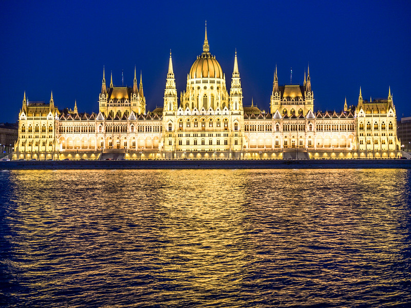 Az Országház, Budapest