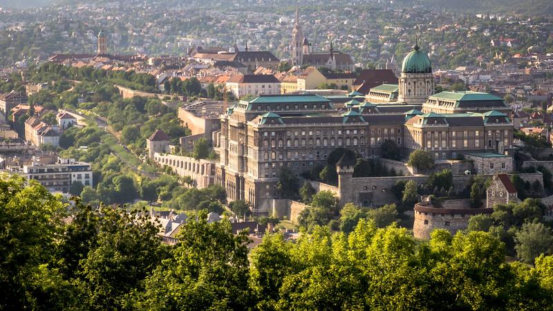 Buda Vár, Budapest, Hungary
