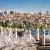 Morning Panorama of Beyoğlu, Istanbul