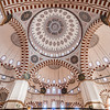 Ceiling of the Şehzade Mosque, Istanbul