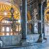 From the Upper Galleries, Hagia Sophia, Istanbul