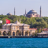 Sunday Afternoon on the Golden Horn and Hagia Sophia, Istanbul