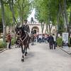 Horsemen Exiting Topkapı  Palace, Istanbul