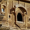 Haveli Windows, Jaisalmer