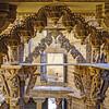 Delicate Archway Carvings, Jain Temple, Jaisalmer