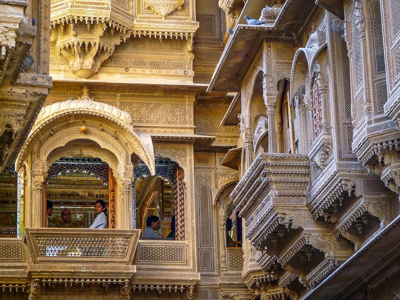 Haveli Corner, Jaisalmer