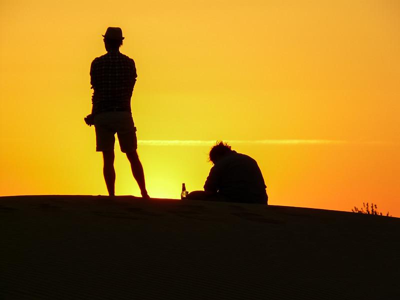 The Germans, Thar Desert, India