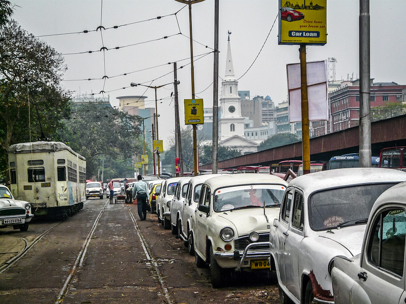 Off Duty, Kolkata, India