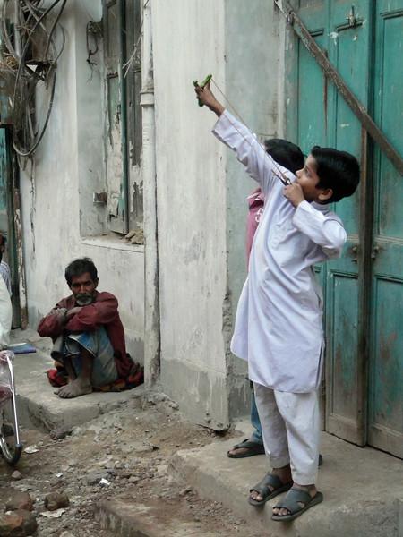 Shooting Pigeons, Kolkata