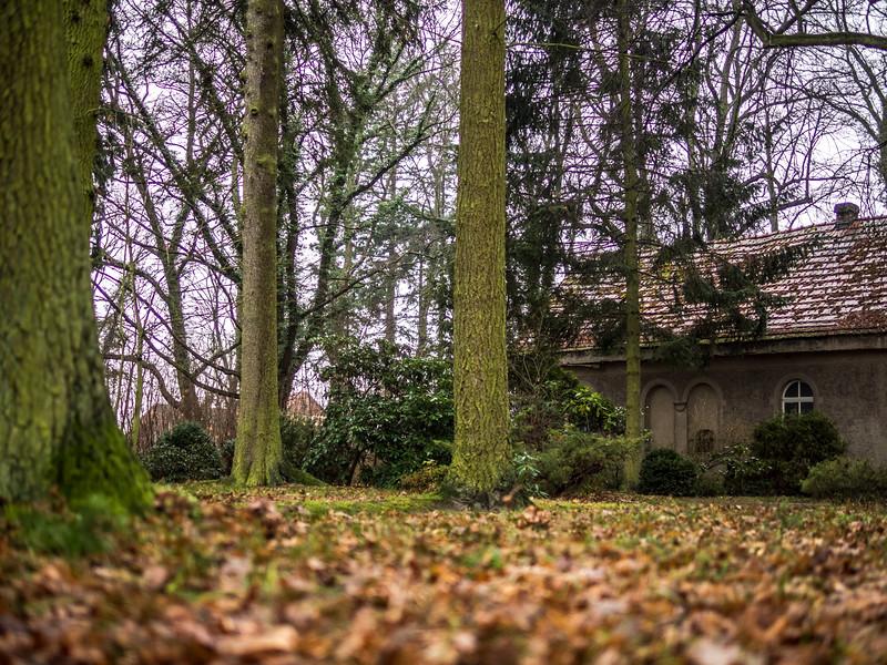 Am Friedhof, Putlitz