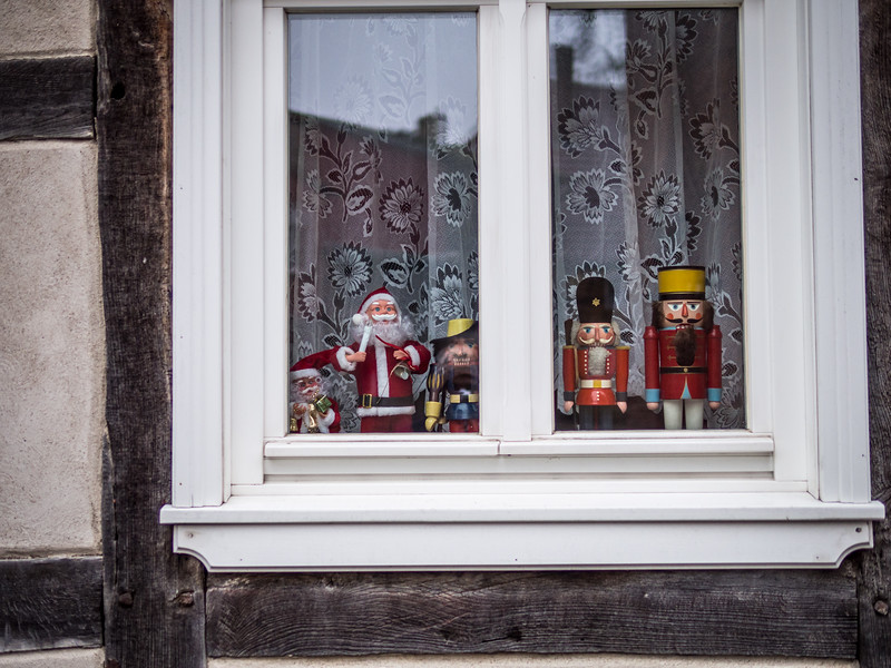 Christmas Window, Putlitz
