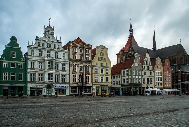 Am Neuen Markt, Rostock