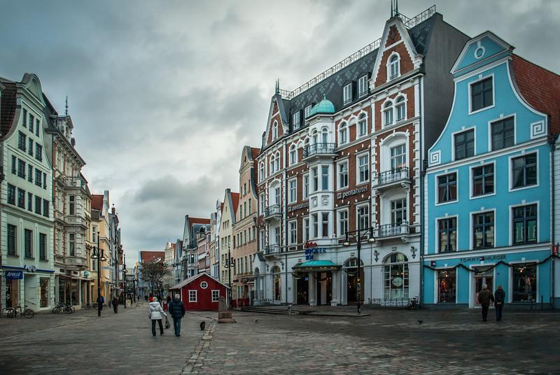 Zur Kröpelinerstraße, Rostock