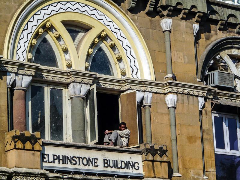 Elephinstone Building, Mumbai, India