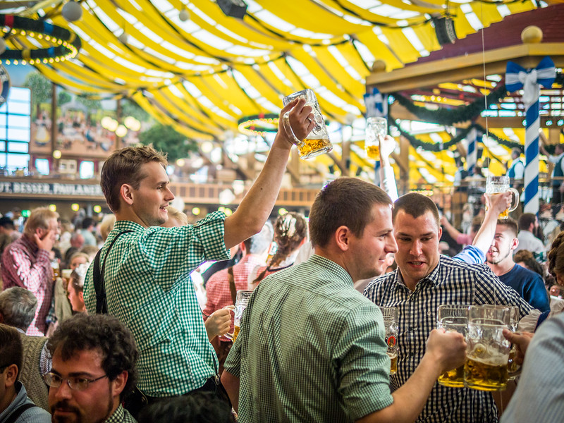 Ein Prosit, Ein Prosit, Oktoberfest, Munich