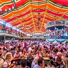 Inside the Marstall Tent, Oktoberfest, Munich, Germany
