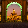 Gateway to the Palace, Mysore