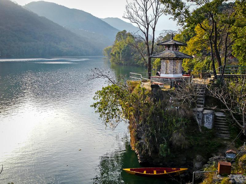 Lakeside Temple, Pokhara