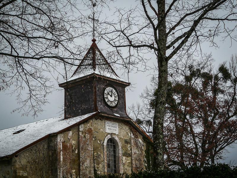 Voltaire's Chapel, Ferney-Voltaire, France