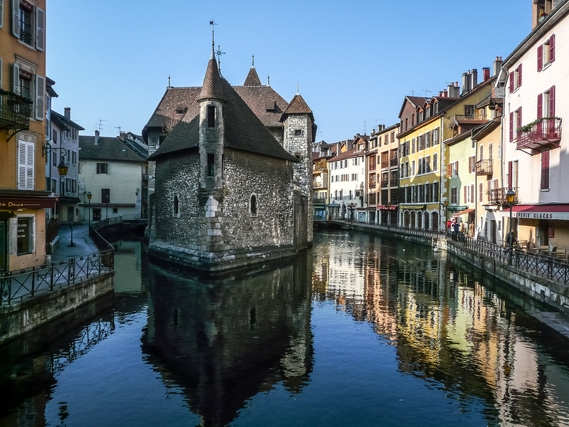 The Palace Prison, Annecy, France