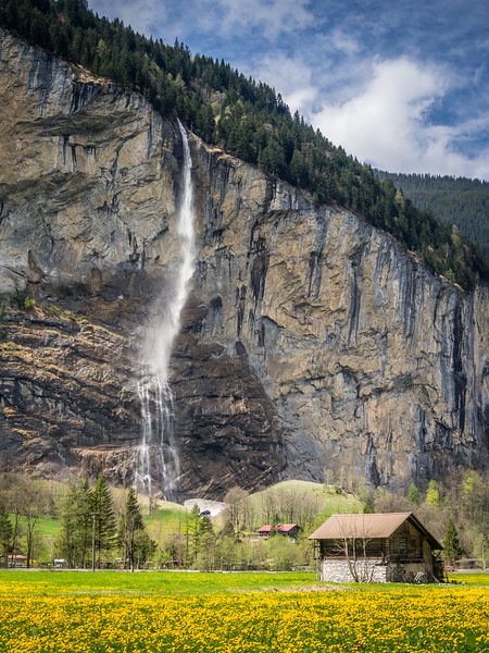 Life Could Be Worse, Lauterbrunnen Valley