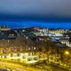 Night Panorama, Lausanne