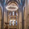 Inside the Cathédral Saint-Pierre de Genève, Geneva