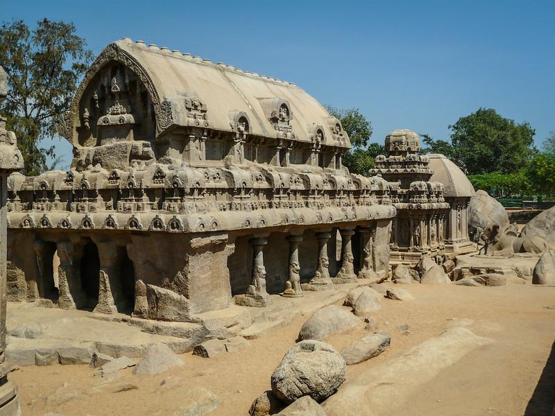 Bhima's Ratha, Mamallapuram