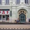 Passing by the Palota, Szeged