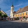 Church on the Square, Szentendre, Hungary