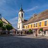 Church on the Square, Szentendre, Hungary