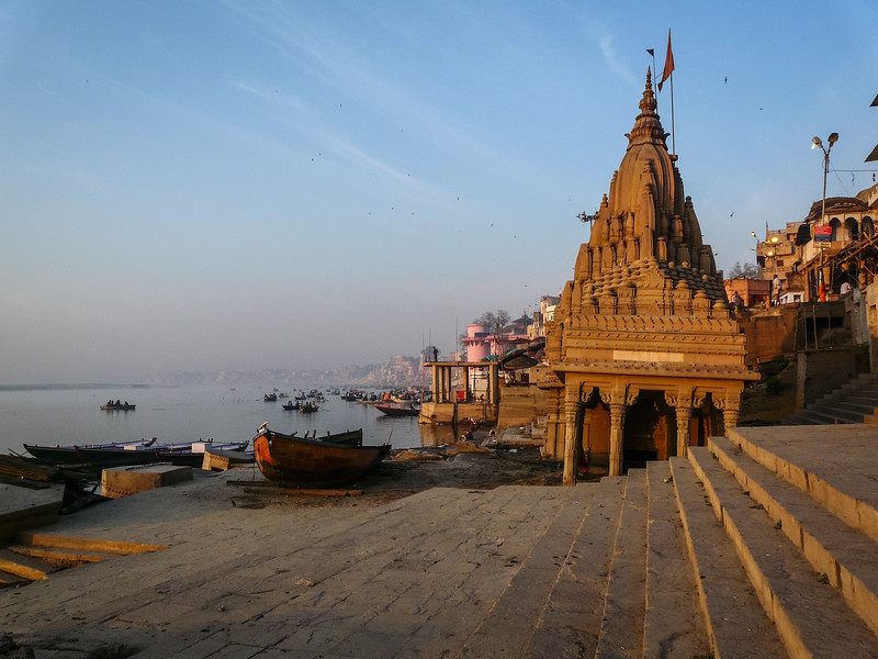 The Sunken Temple, Varanasi