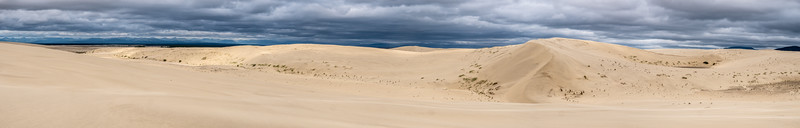 The sands of the Kobuk National Park