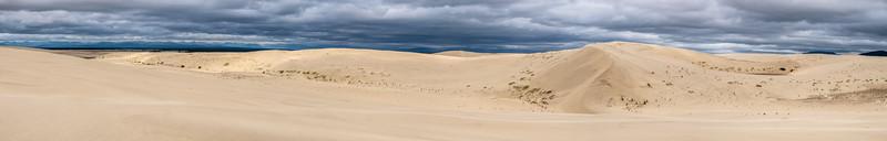 The sands of the Kobuk National Park