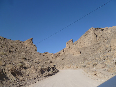 China Ranch at Tecopa