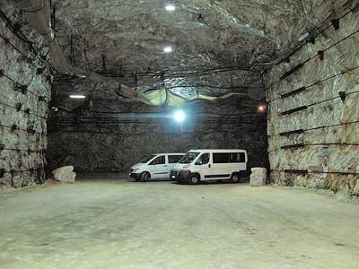 Salt Caverns