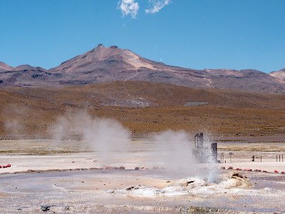 Geothermal Plant - Tatio