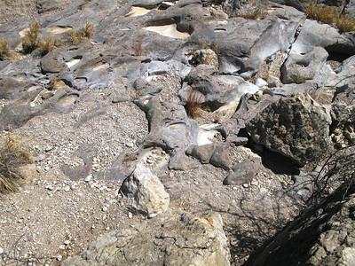 Limestone Pothole