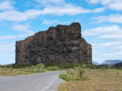 asbyrgi in Jökulsárgljúfur National Park