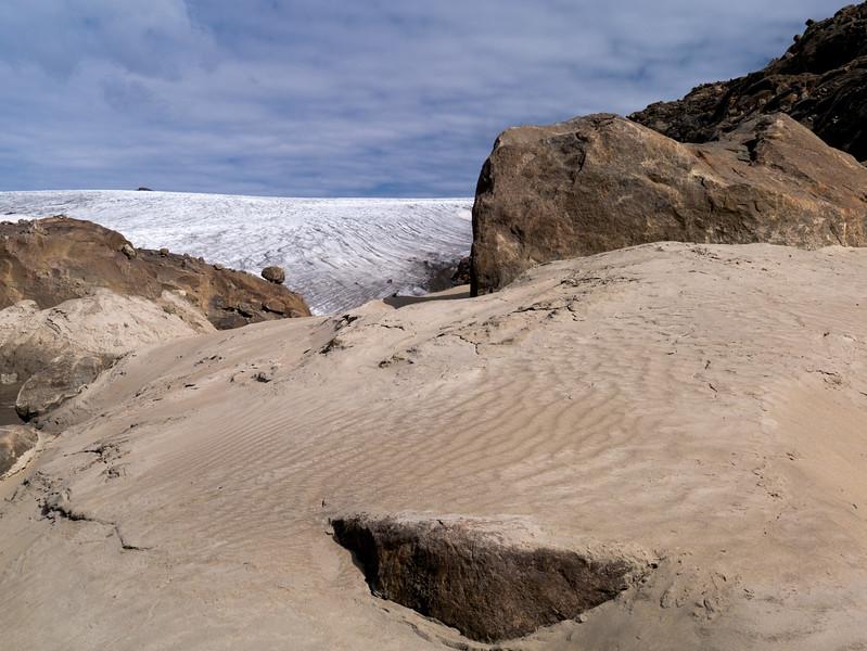 Flour Dunes