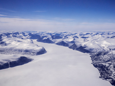 Fjords of Baffin Island