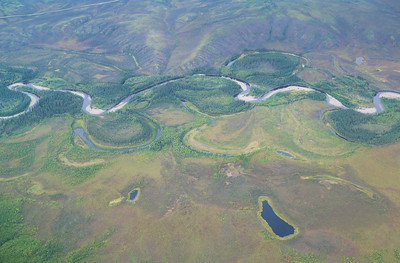 Oxbow and oxbow lake