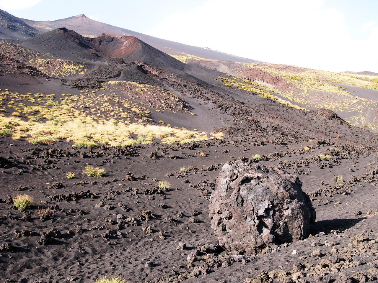Volcanic bomb