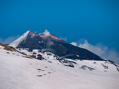 Mt Etna 3550 Meters