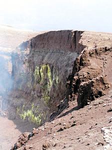 Mt Etna Crater