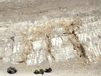Gypsum Beds