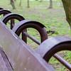 Park bench, Budapest