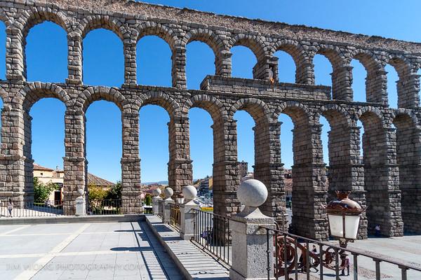 Aqueduct II, Segovia